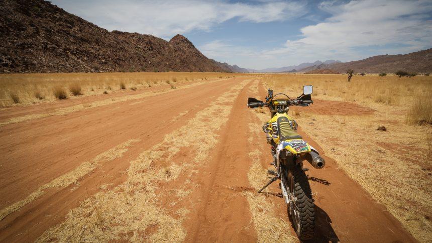 Namibie trail Rando