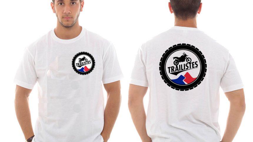 tee shirt trailistes