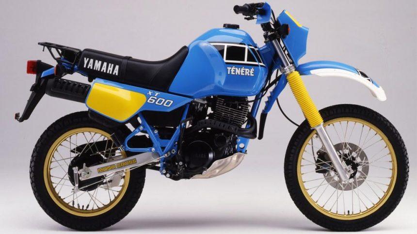 Yamaha XT 600 Z Ténéré 1983