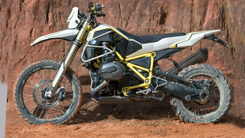 BMW Touratech Rambler