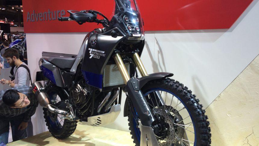 Yamaha 700 Tenere World Raid