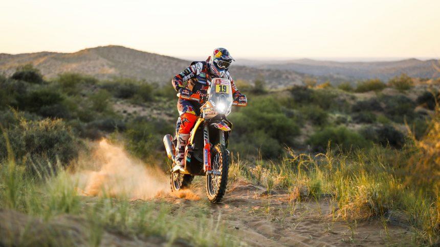 Dakar 2018 KTM