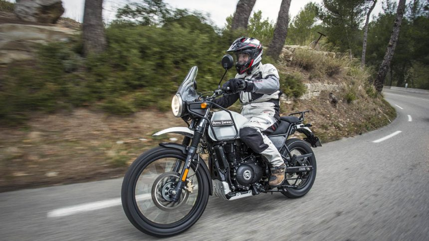 Royal Enfield 2018