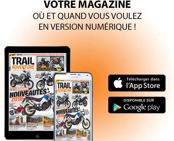 trail adventure tablette