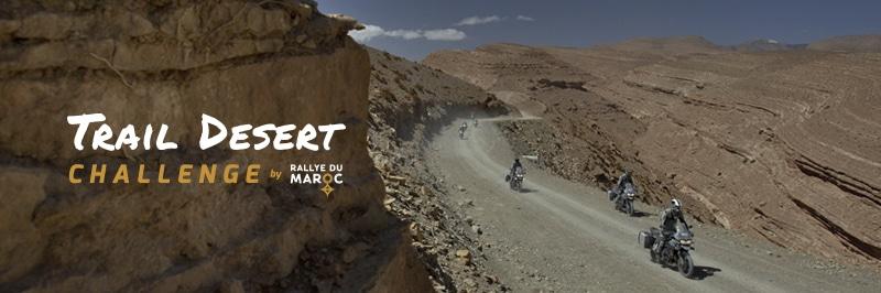 Trail desert challenge
