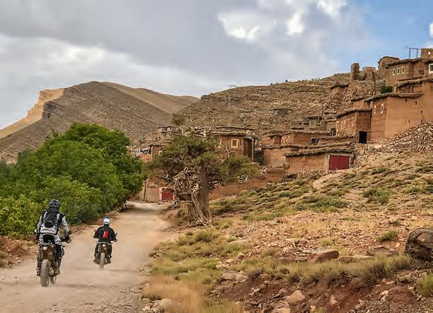 Road-Trip marocain