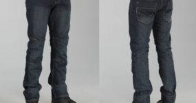 Jean moto Drift Kevlar® Bleu Foncé