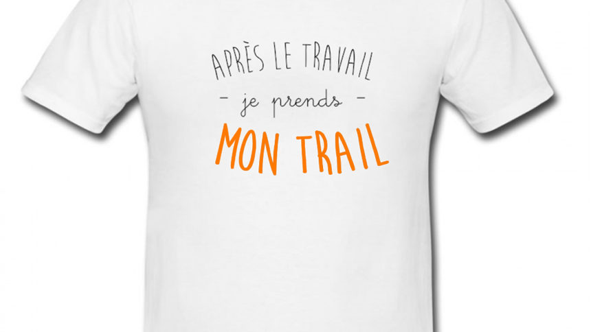 Tee-shirt TRAIL