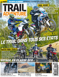 Trail Adventure Magazine n°14