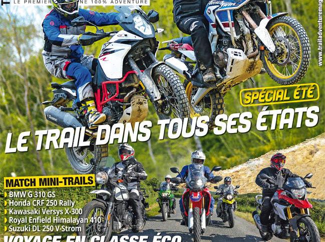Trail Adventure Magazine n°14