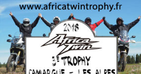 AFRICA TWIN TROPHY du 7 au 9 septembre 2018