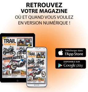 Trail Adventure numérique