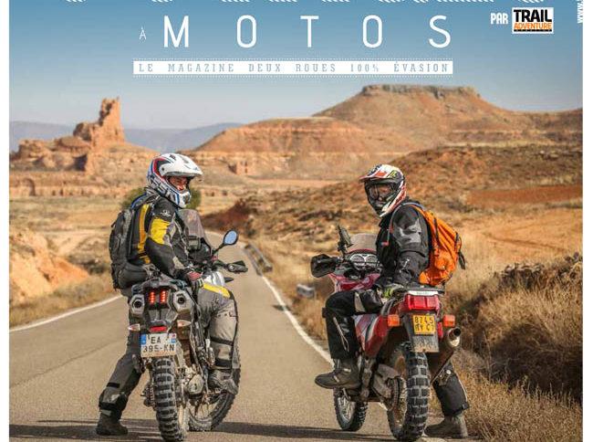Voyages à motos n°1