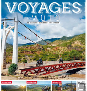 Voyages à moto Magazine n°2