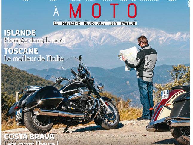 Voyages à moto n°3