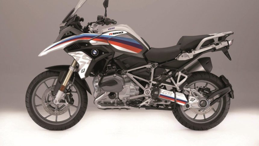 R 1200 GS - Blackbird