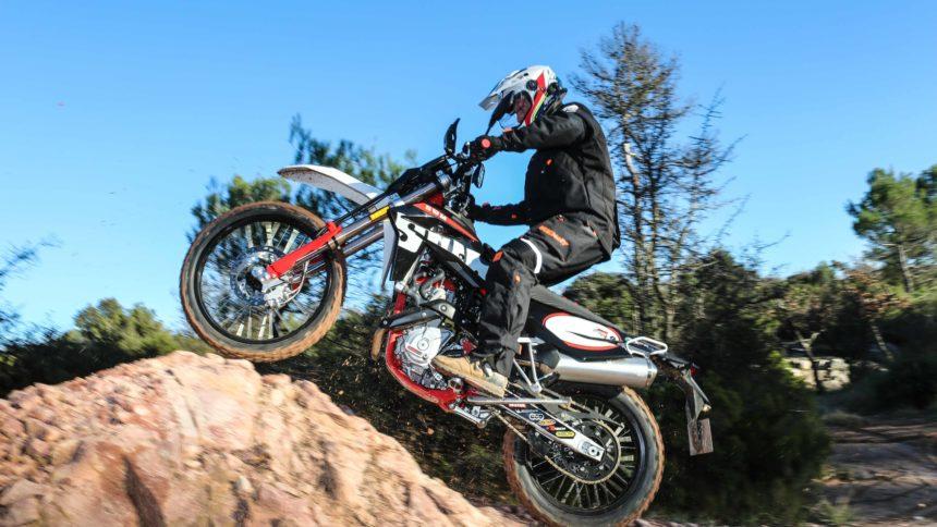 Essai SWM RS 125 R
