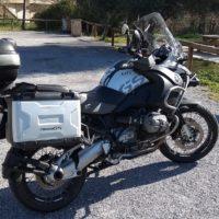 Vends BMW 1200 GS Adventure de 2011,  70650 kms, 8900 euros