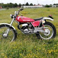 Bultaco Sherpa 350T year 75/76 type 159
