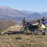 Randonnée moto en Dauphiné